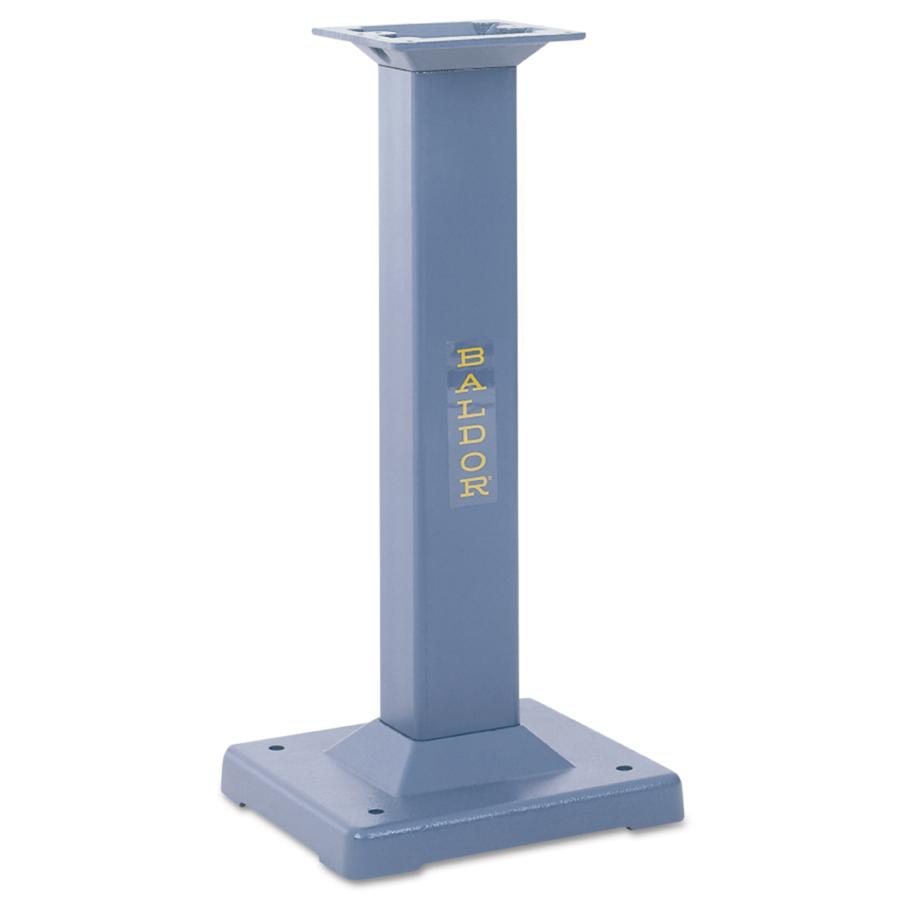 Baldor Ga16 Cast Iron Pedestal 2 Ebay