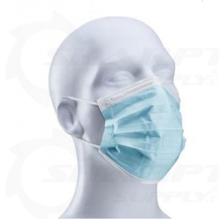 3-ply surgical mask