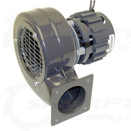 Blower Assembly 115V, 1/100 HP, 1P 3000 for Cres Cor - Part# 0769-180-K