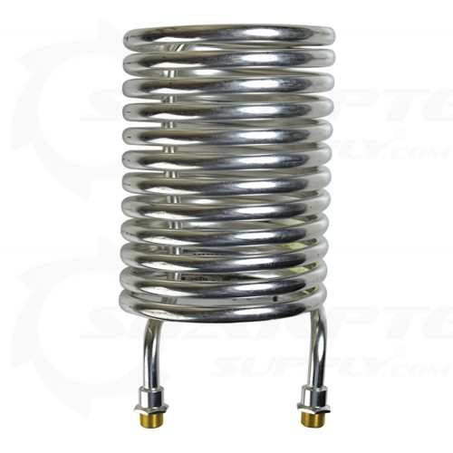 Aps Twin Turbo Kit: Hot Water Coil Kit For Bunn