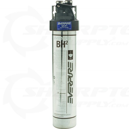 Water filter system ql3 bh 2 for everpure part ev927200 for Everpure water filter system