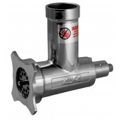 Stainless #12 Grinder Hobart-Style Power Hub Attachment - Alfa Part# 12 SS CCA