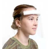 Face Shield Polycarbonate, $7.49ea [12-pack, Ships within 24hrs]