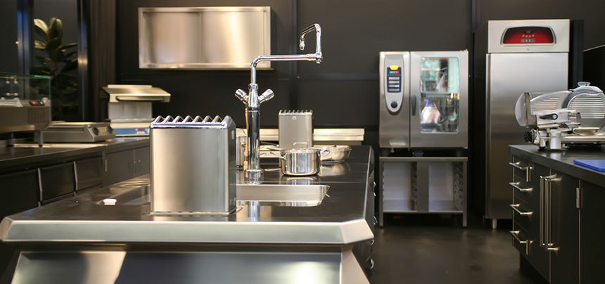 Modern Commercial Kitchen And Equipment
