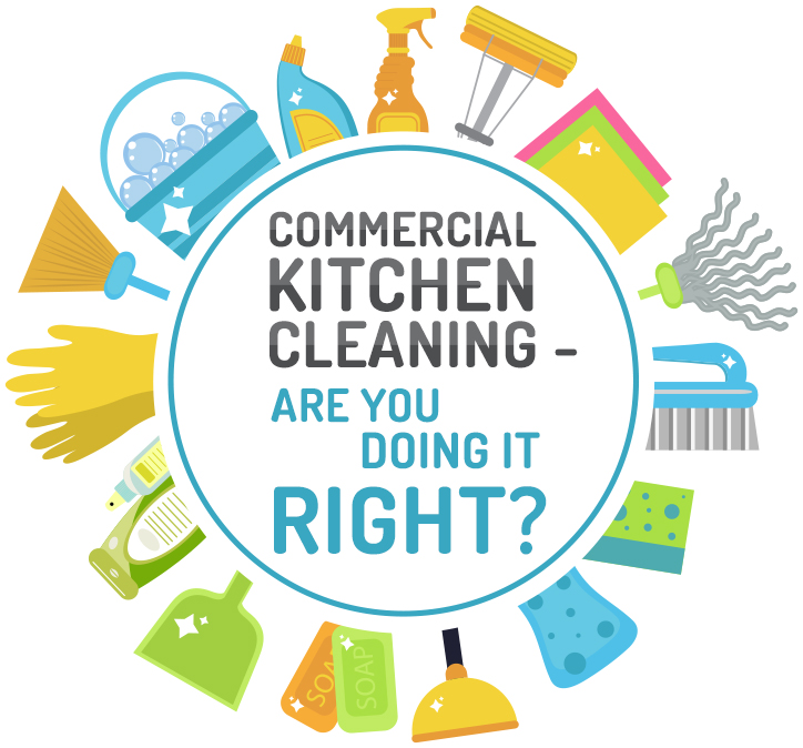 Commercial Kitchen Cleaning Main Image